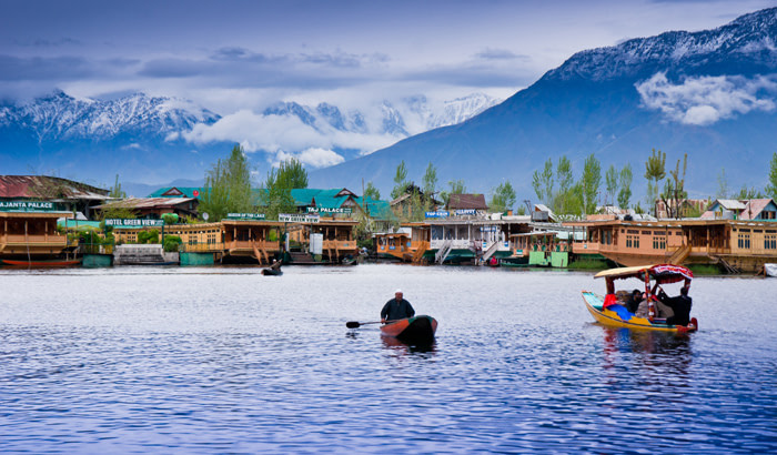 Kashmir Land Of Paradise