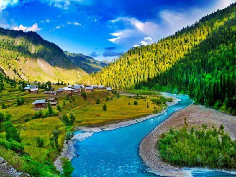 Kashmir People And The Valley